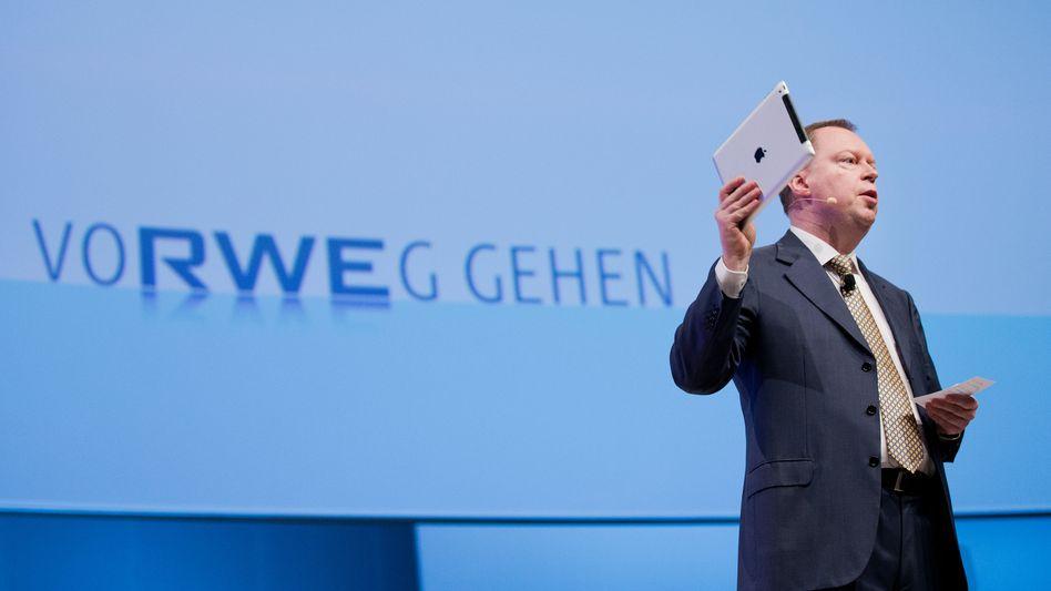 """Peter Terium: """"RWE braucht keinen Visionär, sondern einen Sanierer"""""""