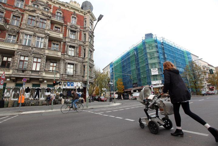 Straßenkreuzung in Berlin-Prenzlauer Berg: Furcht vor sozialer Verdängung