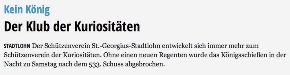 Von der Website Muensterlandzeitung.de