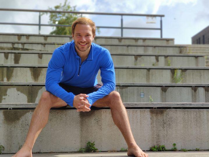 Fitnesstrainer Jonas Küppershaus