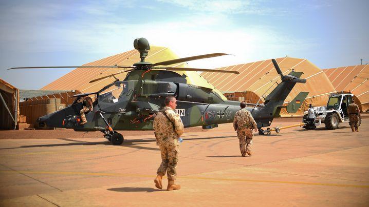 Waffensysteme der Bundeswehr: Bedingt einsatzbereit