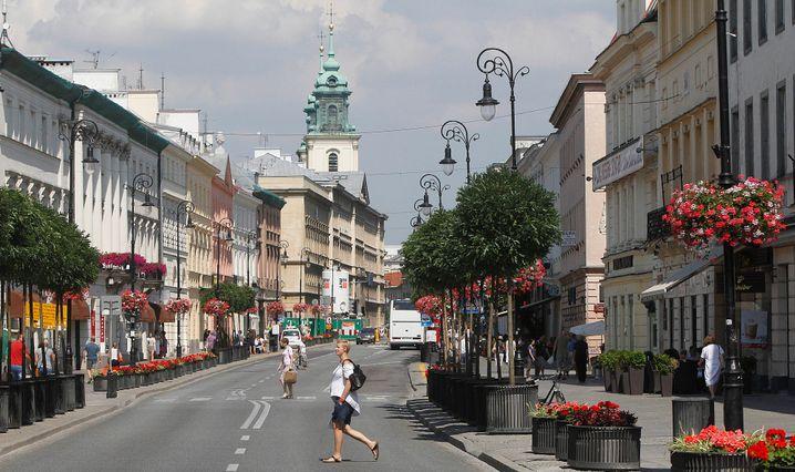 Warschau: In Polen ist die Armut auf westeuropäisches Niveau gesunken