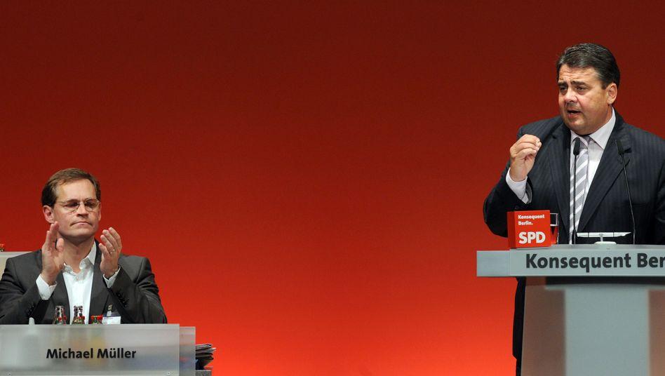 """SPD-Chef Gabriel: """"Hier endet die Staatshaftung"""""""