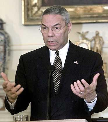 """Powell: """"Total daneben"""""""