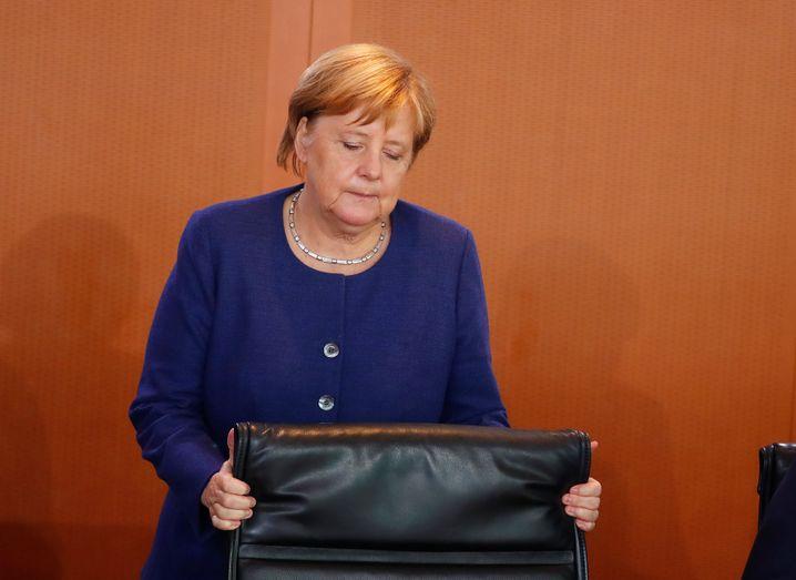 Merkel am 26. September im Kabinett