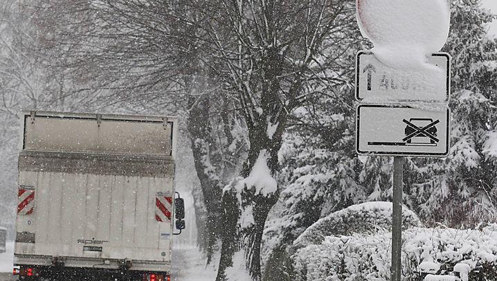 Verkehrsregeln im Winter: Sicher durch den Schnee