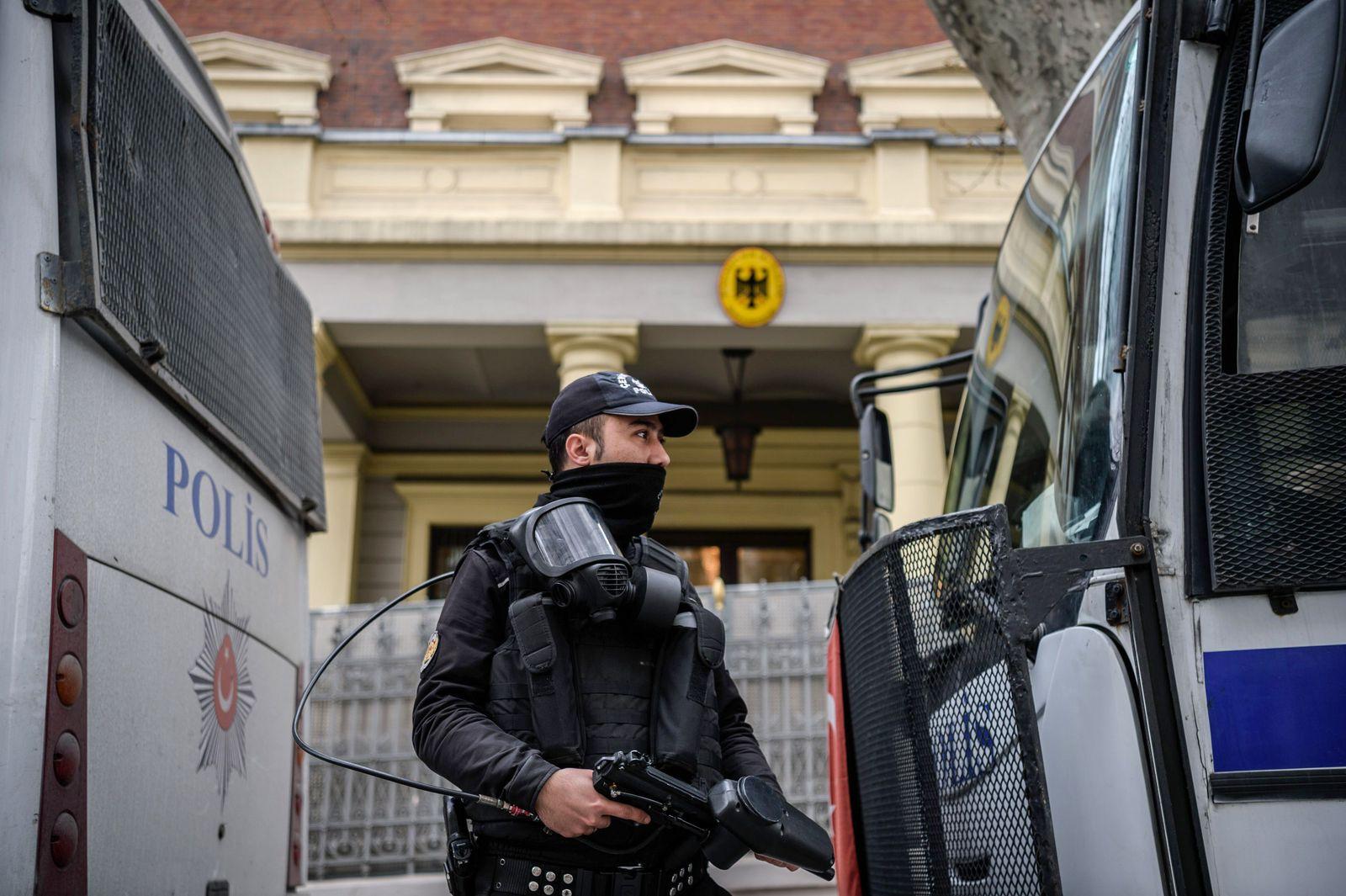 Türkei / Istanbul / Deutsches Generalkonsulat