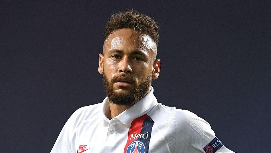 Brasiliens Wunderfußballer: Neymar, 28 Jahre, will ins Finale der Königsklasse