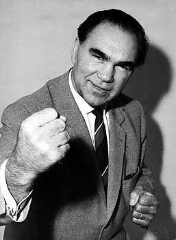 Idol Schmeling (1963): Der größte deutsche Boxer