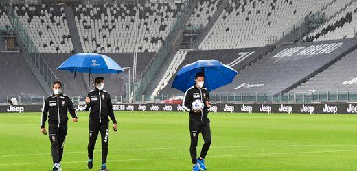 Serie A: SSC Neapel darf nicht anreisen, Juventus Turin wartet im leeren Stadion