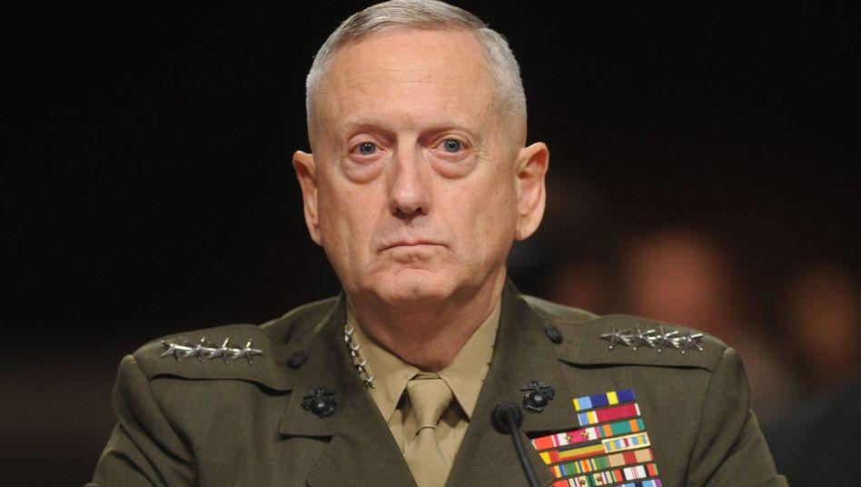 Designierter US-Verteidigungsminister Mattis: Derverrückte Hund