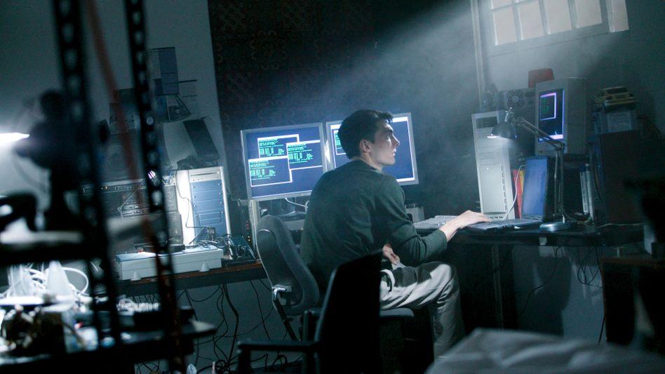 Bedrohung durch Hacker: Drei- bis fünfmal am Tag werden Bundesstellen angegriffen