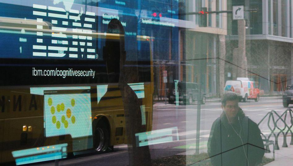 IBM-Niederlassung in den USA