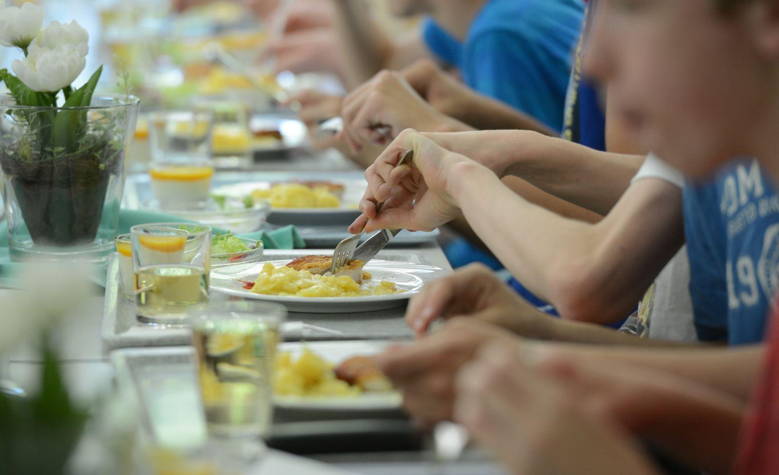 schlechtes Essen an den Schulen / Mittagessen Ganztageschule