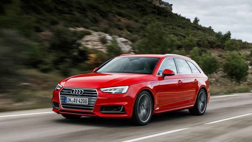 Autogramm Audi A4 Avant: Es geht gleich in die Verlängerung