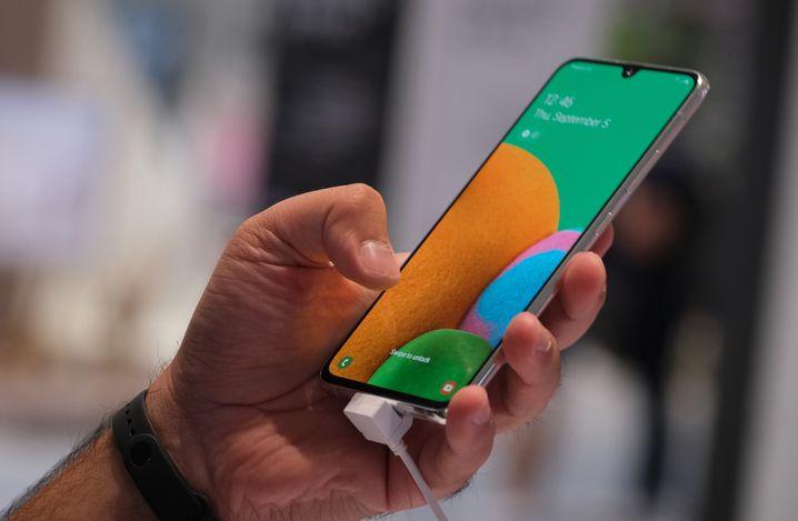 Samsungs A90: Mittelklasse für 749 Euro
