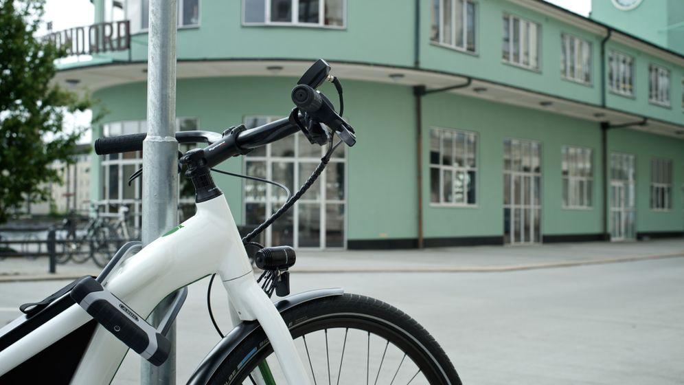 Radel verpflichtet: Aufrüsten gegen Fahrraddiebe