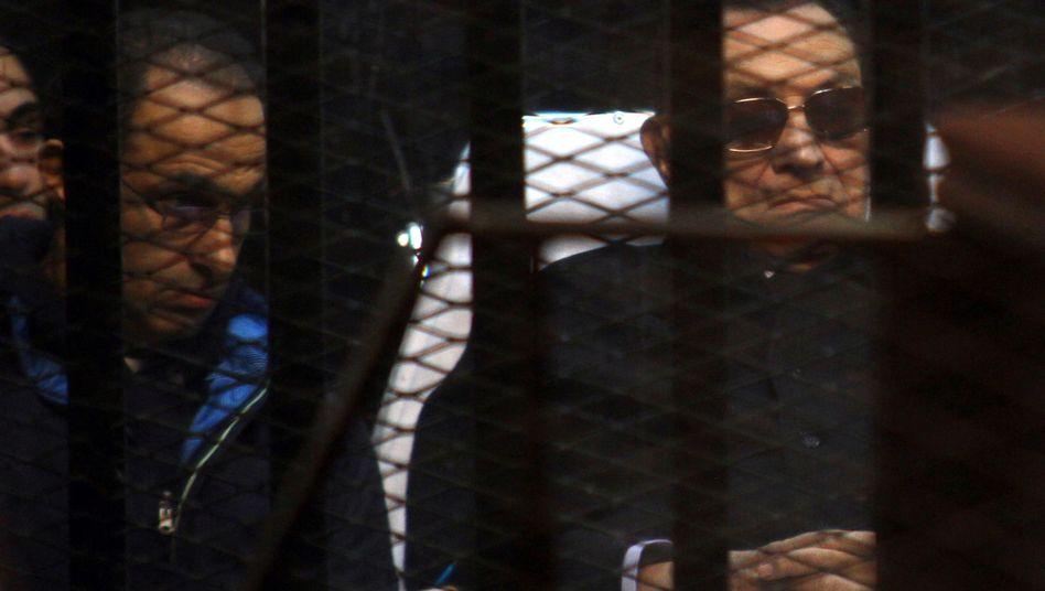 Ex-Staatschef Mubarak: Zweckentfremdung von Staatsgeldern