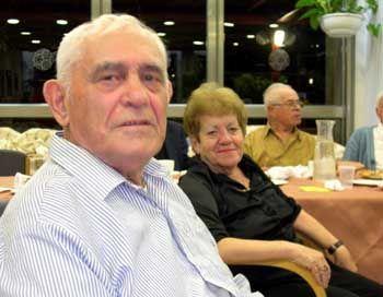Shmuel Klein: Die Nazis besiegt, weil er Enkelkinder hat