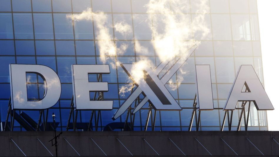 Krisenbank Dexia: Künftig haften Aktionäre und Gläubiger vor Steuerzahlern