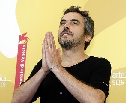 Regisseur Alfonso Cuarón in Venedig: Pathos im Überfluss