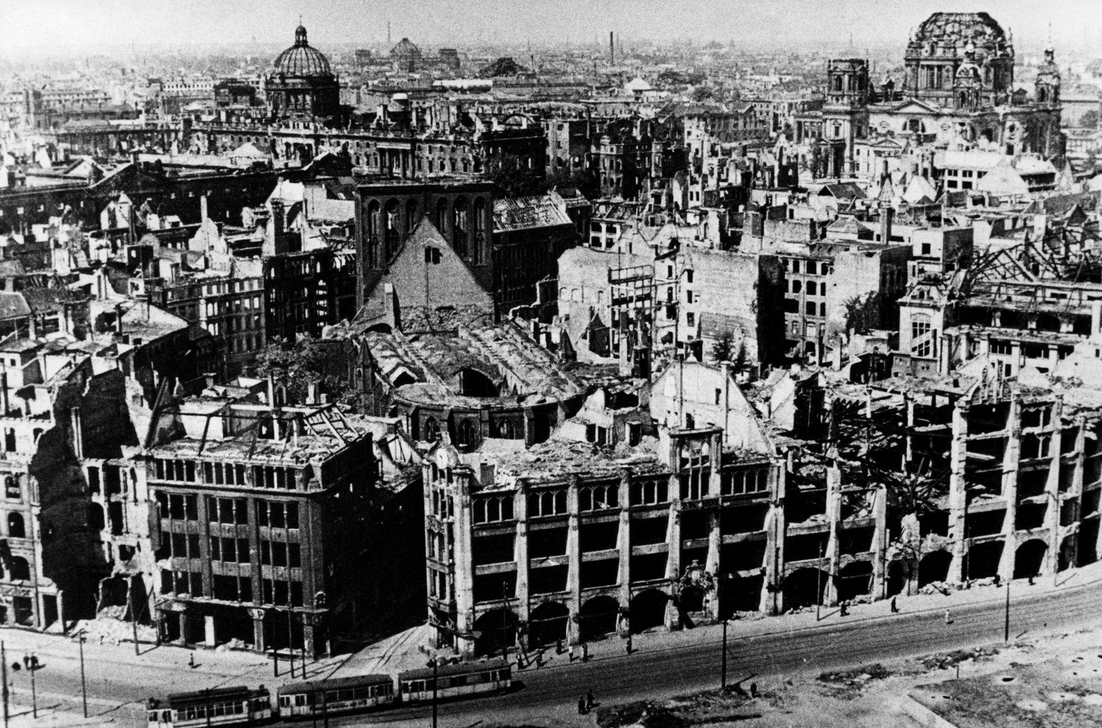 Berlin nachkrieg