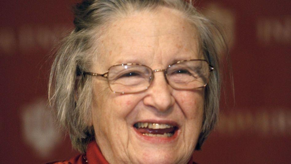 Nobelpreisträgerin Ostrom: Eine leidenschaftliche, humorvolle und unkomplizierte Frau
