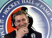 Kanadas Sportidol Wayne Gretzky: Antwort auf alle Fragen