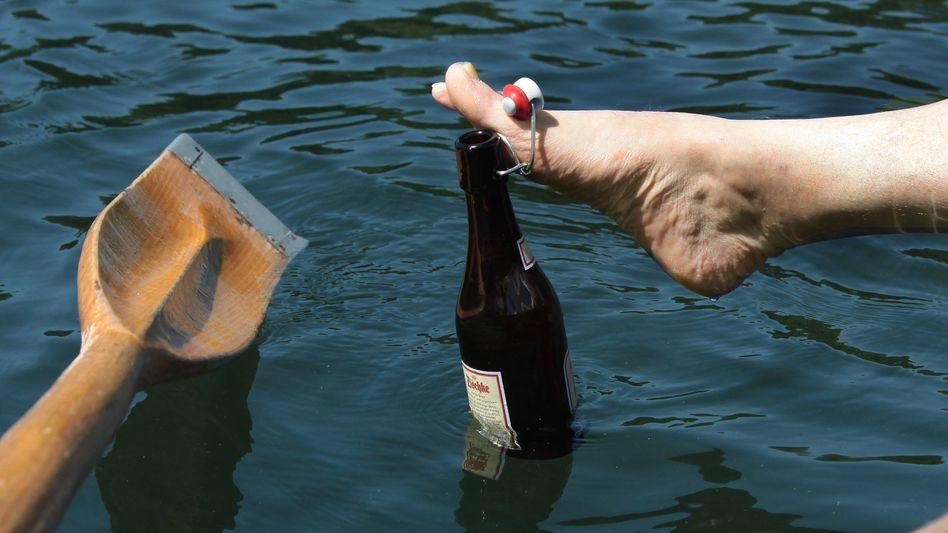 Bier in Berlin: Das wäre an einigen Orten in Schleswig-Holstein verboten