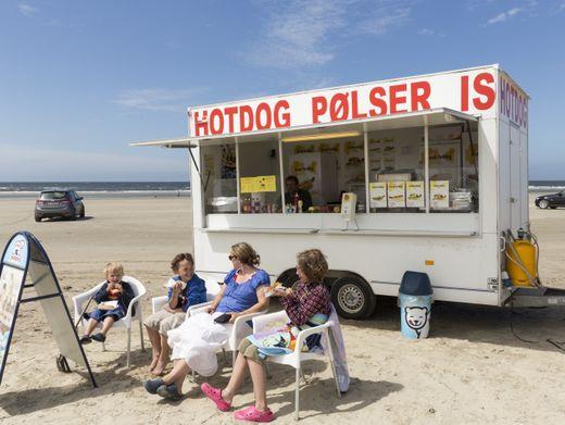 Strand auf Rømø: Ab 15. Juni dürfen deutsche Urlauber wieder nach Dänemark