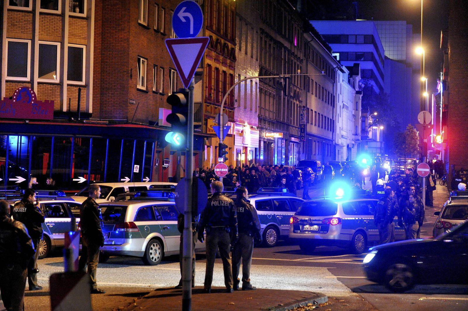 NICHT VERWENDEN Duisburg / Hells Angels / Banditos