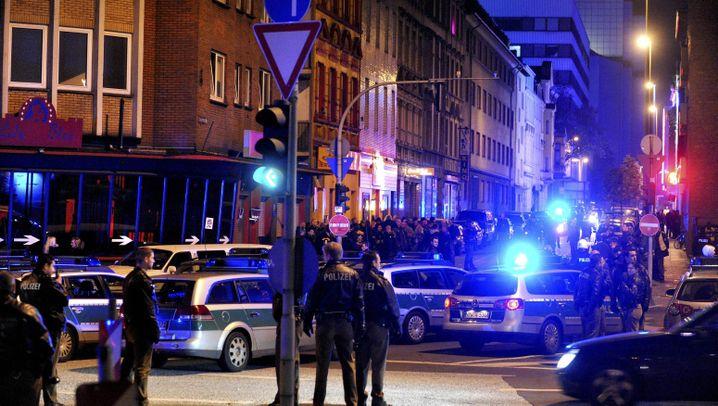 Blutiger Bandenkrieg: Massenschlägerei im Ruhrpott