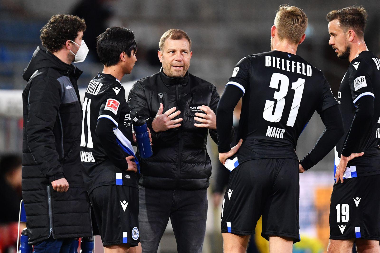 DSC Arminia Bielefeld v 1. FC Union Berlin - Bundesliga