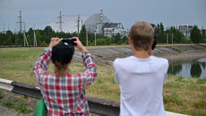 Tschernobyl: Reise in den Unglücksreaktor