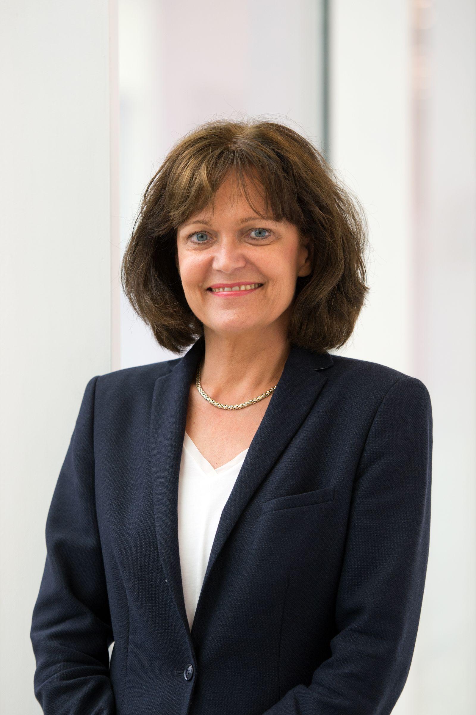 Deutscher Städtetag Eva Lohse