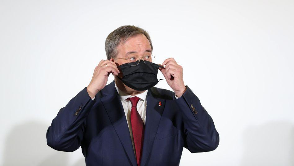Der neue Parteivorsitzende der CDU: Armin Laschet