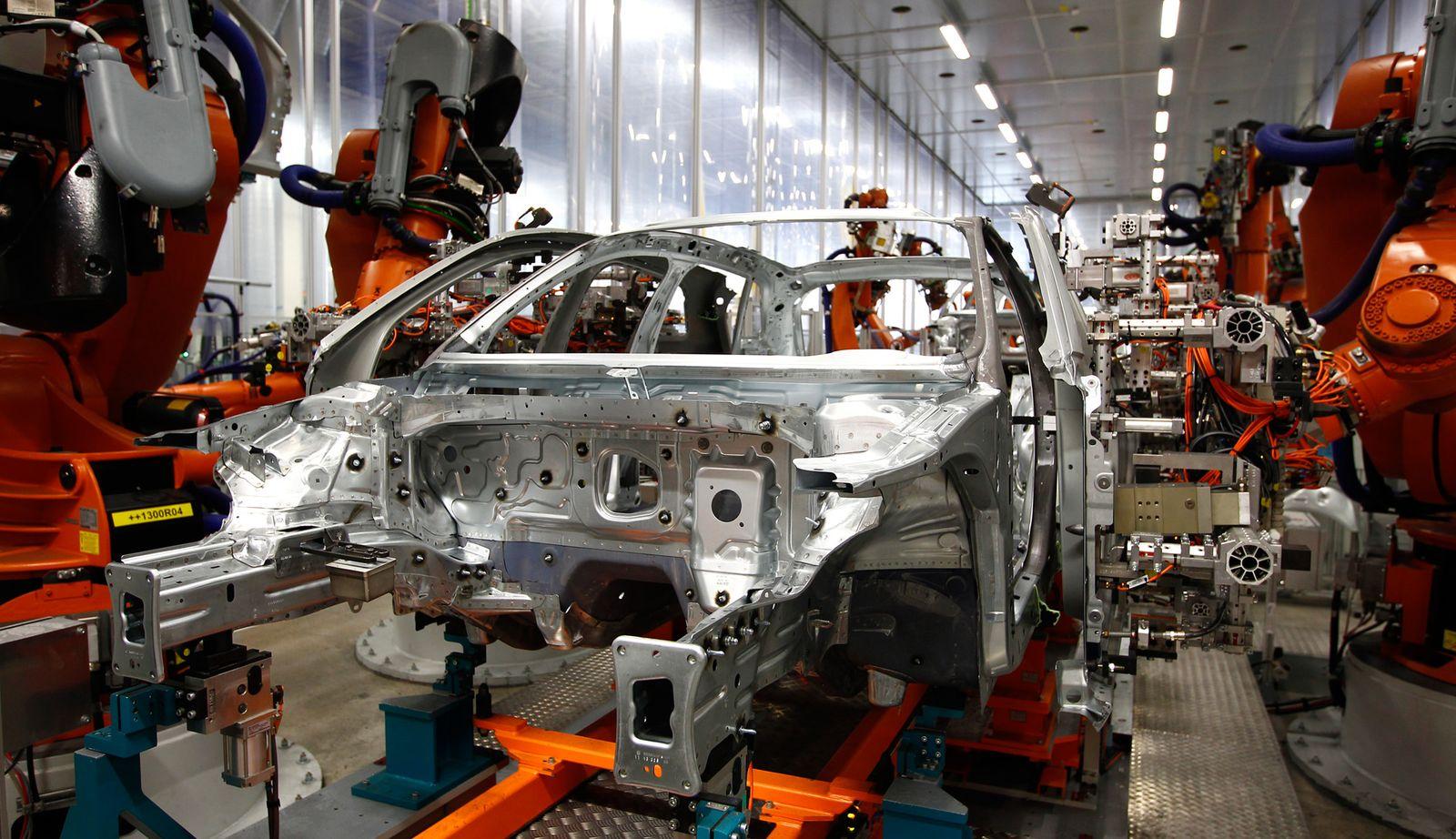 Audi / Produktion