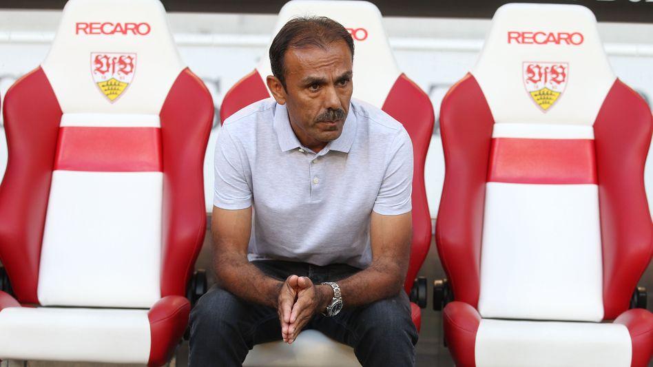 Glückloser VfB-Trainer Jos Luhukay