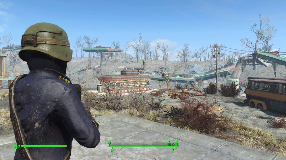 """Rollenspiel im Test: So sieht die Welt von """"Fallout 4"""" aus"""
