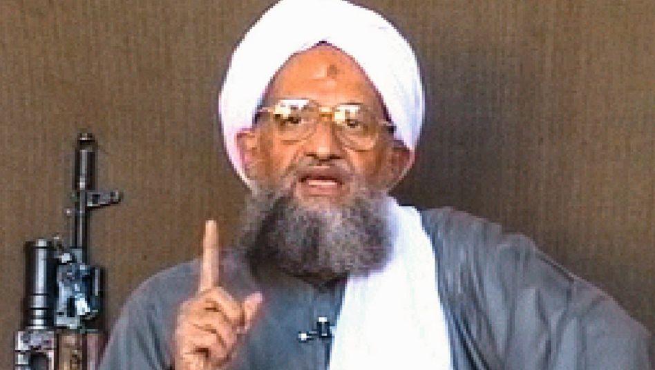 Terror-Prediger Sawahiri(*)