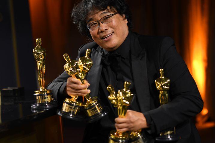 Regisseur Bong Joon-ho: So viele Trophäen