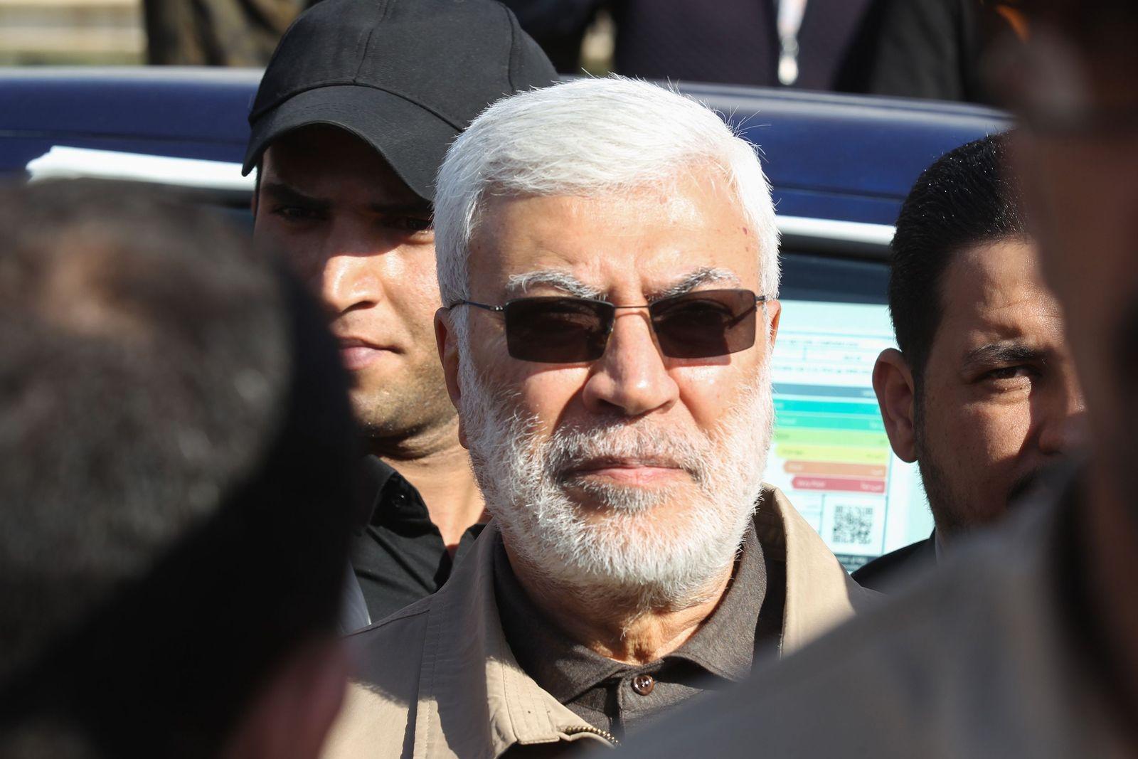 Abu Mahdi al-Muhandis