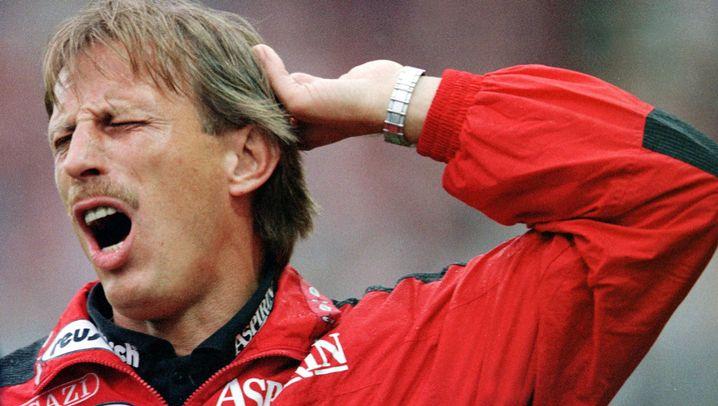 Trainer Daum: Mission Klassenerhalt in Frankfurt