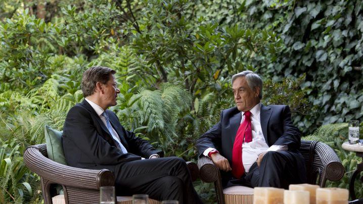 Westerwelle in Lateinamerika: Zu Gast bei Freunden