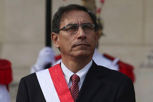 Abgesetzter Präsident Martín Vizcarra: Lichtblick im Korruptionssumpf