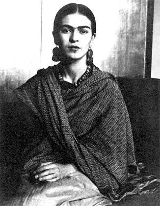 Künstlerin Kahlo: Leiden und Schmerz als Insignien kreativer Kraft