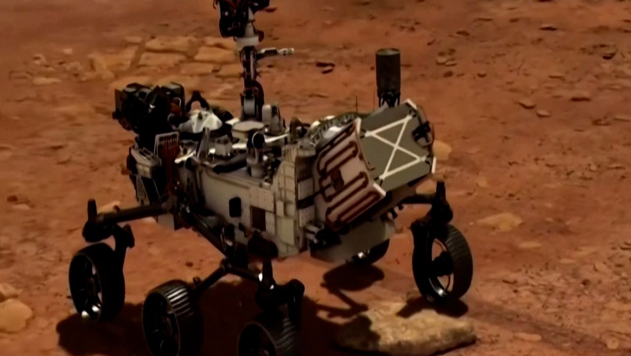 Raumfahrt: Gedrängel am Mars - DER SPIEGEL