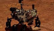 Gedrängel am Mars