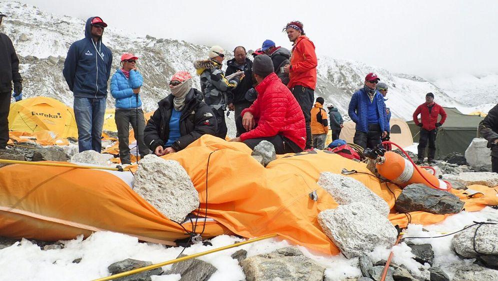 Mount Everest: Die Saison ist vorbei