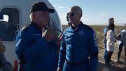 Jeff Bezos schießt »Star Trek«-Ikone ins All